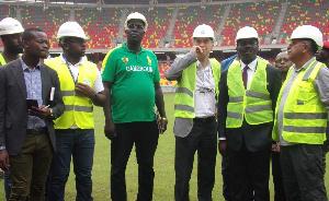 Mouelle Kombi demande à Magil d'accélérer les travaux