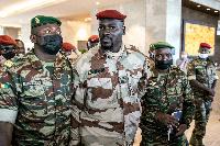 La junte au pouvoir en Guinée met à la retraite 42 généraux