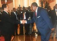 Il réaffirme son soutien indéfectible à Paul Biya