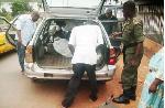Il a été arrêté par les éléments de Brigade de gendarmerie territoriale de NKolbikon de Bertoua 1er