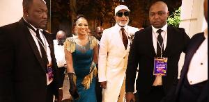 Koffu Olomidé et Lady Ponce