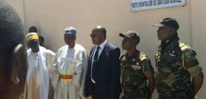 Il a été inauguré par le patron du BIR dans cette localité de la région de l'Est
