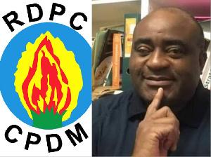Nyamding Massanga, cadre RDPC