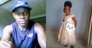 Le gendarme a  abattu cette petite fillette ce 14 octobre 2021