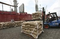 Le port de Douala a  une superficie de 1000 hectares de réserve foncière dont 600 ha en exploitation