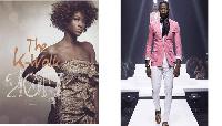 Les deux mannequins camerounais iront défiler  pour l'événement mode du continent africain.