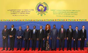 Sommet de CEMAC 2019