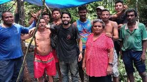 Comment un pilote a survécu seul pendant 36 jours après s'être écrasé en Amazonie