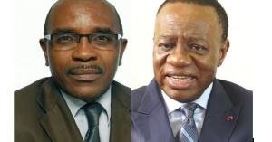 Sosthène Médard Lipot et Fame Ndongo
