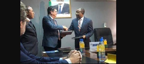 Eramet lance les travaux d'exploration sur le bloc rutilifère d'Akonolinga