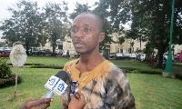 Denis Nkwebo revient sur la situation de certains écroués en prison
