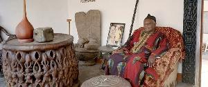 Le chef Fon Fobuzie Martin Asanji II