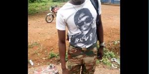 Il était en provenance de Yaoundé