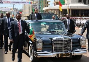 Plusieurs agents de la sécurité présidentielle ont été placés en confinement