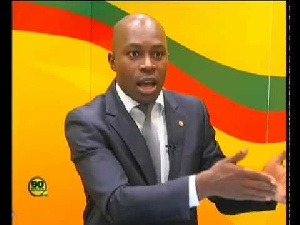 Serge Matomba du PURS