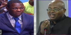 Dieudonné Essomba et Mathias Eric Owona Nguini