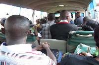Ces passagers sont invités à se présenter à la délégation régionale de la santé publique