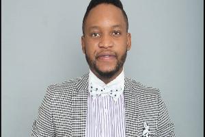 Kévin  Fosto à Afrik-inform en qualité de journaliste-présentateur