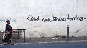 Dans une rue de Marseille