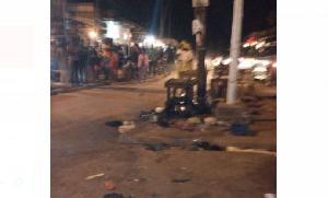 Le matériel retrouvé sur le lieu semble indiquer qu'ils se sont servis d'une bombe artisanale
