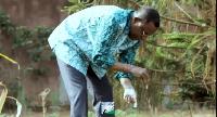 Maurice Kamto se met à la campagne se sensiblisation au covid 19