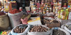 Des produits alimentaires