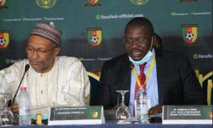 Benjamin Didier Banlock et Seidou Njoya