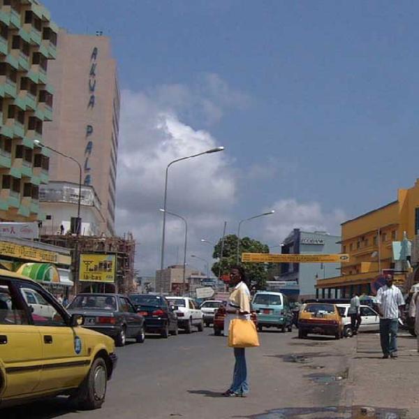 Ville de Douala - Akwa
