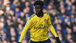 Arsenal teenage winger, Bukayo Saka