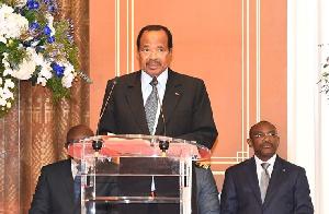 Paul Biya a décidé d'un statut spécial au zones anglophone