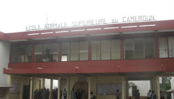 L'Ecole Normale Supérieure de Yaounde