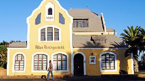 Entre 1904-1908,  l'actuelle Namibie était la colonie allemande du Sud-Ouest africain