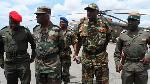 Il a effectué une mission de surveillance à la frontière de Garoua-Boulaï (Est)