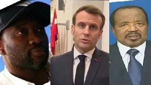 Emmanuel Macron a jeté dans la mare des relations franco-camerounaises