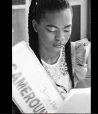 Kirsty Manda, 3eme dauphine Miss Cameroun Suisse déchue de ses fonctions