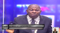 Dieudonné Essomba, expert en économie