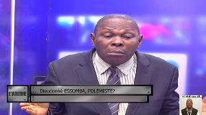 L'économiste Dieudonné Essomba