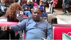 Cyrille Kemmegne s'exprime sur la mort de Samuel Wazizi