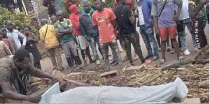 Un homme a été tué par balle à Bafang