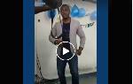 People : la danse de Cédrick Nufele qui affole la toile