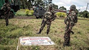 Près de 15 enfants ont été tués durant le massacre de Ngarbuh