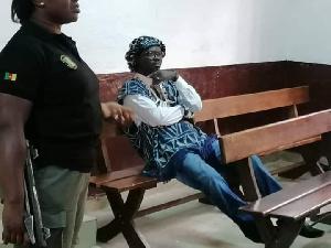 Mamadou Mota en prison