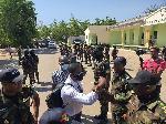 Extrême-Nord: Samuel Eto'o accueilli en héros à Salak