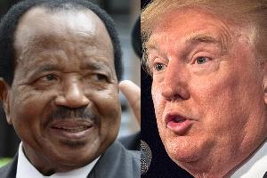 Les USA viennent de sanctionner le Cameroun