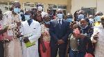 Manaouda Malachie au chevet des patients souffrant de l'insuffisance rénale