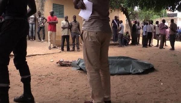 Le film de l'assassinat du Prof de Maths au Lycée de Nkolbisson