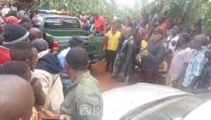 Les deux autres viennent d'être arrêtés par la gendarmerie nationale