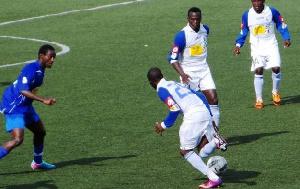 Match de championnat camerounais