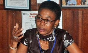 Maximilienne Ngo Mbe la Directrice exécutive du Redhac