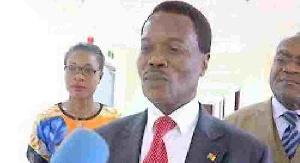 Lazare Mpouel Bala, nouvel ambassadeur du Cameroun au Congo